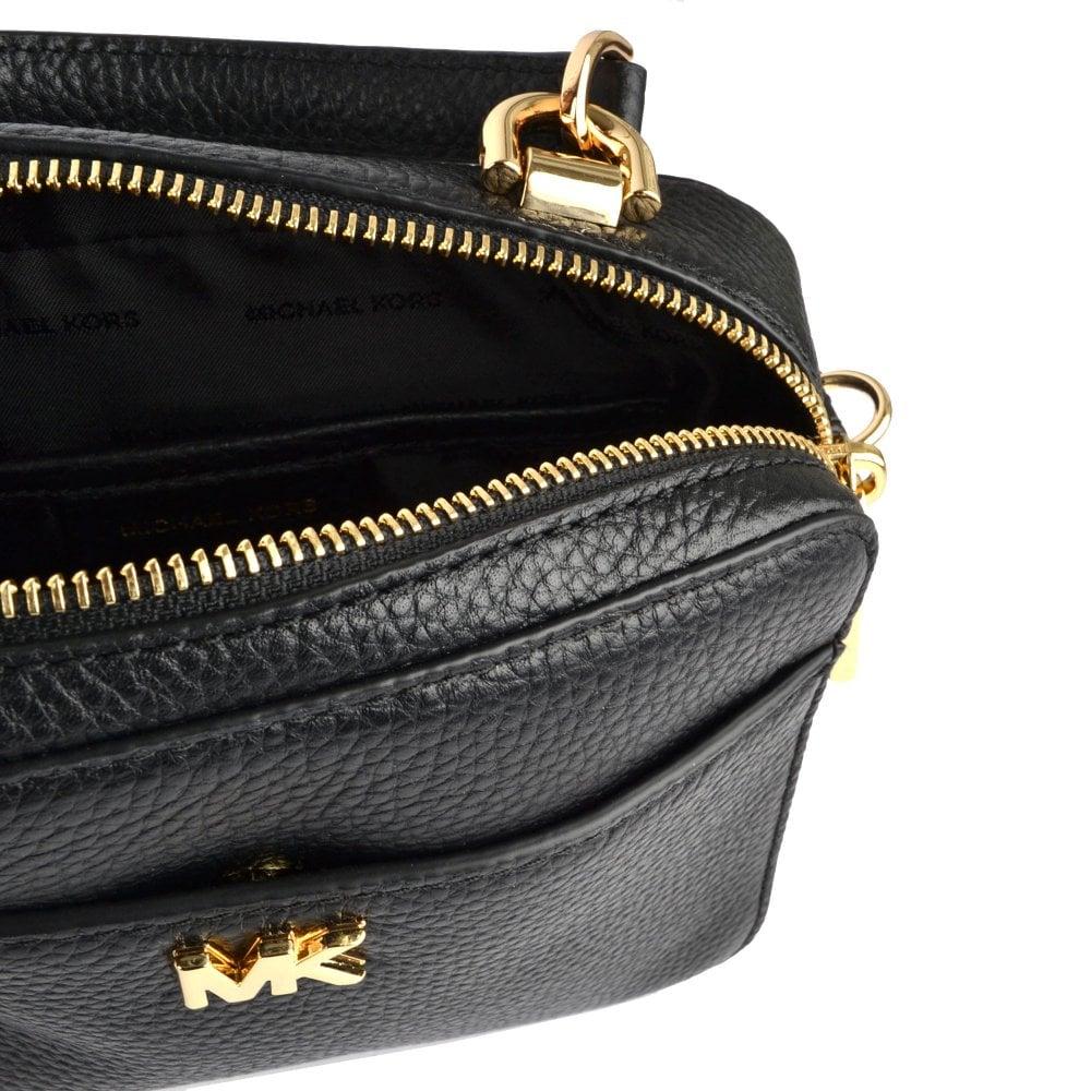 aedb38eacfd7 Mott Mini Black Leather Crossbody Bag