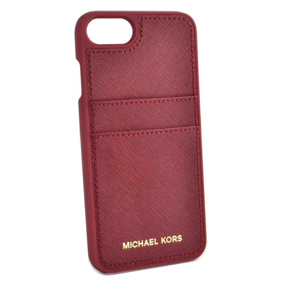 quality design 64ee6 e93f7 Mulberry Leather iPhone 7 Pocket Case