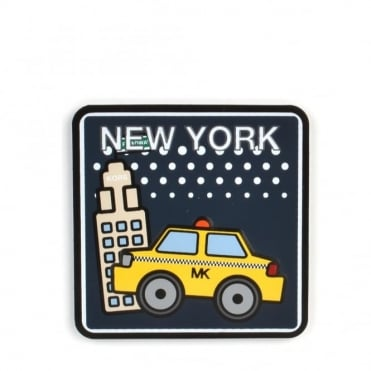 New York City Leather Sticker