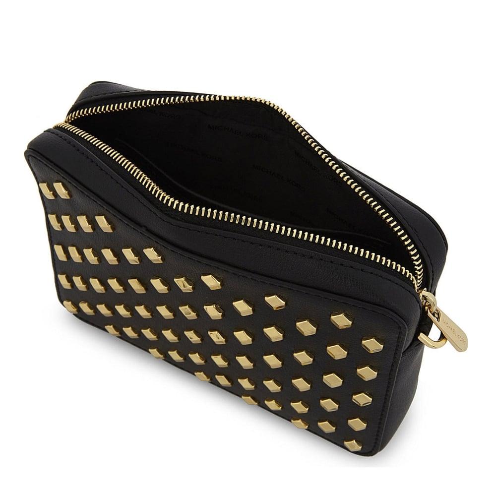 Pouches Black Medium Camera Crossbody Bag