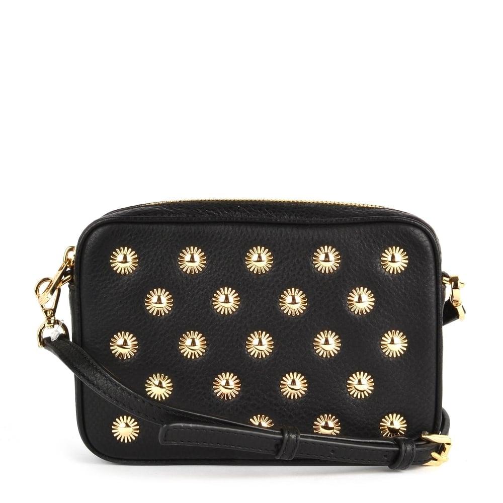 Pouches Black Medium Crossbody Bag