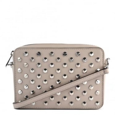 Pouches Cement 'Beige' Medium Camera Crossbody Bag