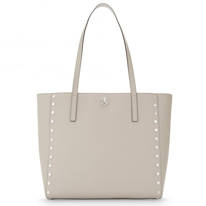 MICHAEL by Michael Kors Rivington Cement Large Leather Tote