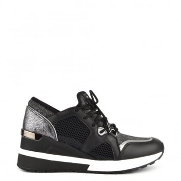 Scout Black and Silver Trainer