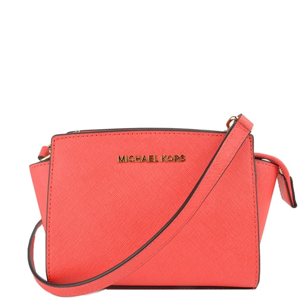 MICHAEL Michael Kors 'Mini Selma' Messenger Bag | Nordstrom