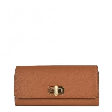 Sullivan Tan 'Brown' Carryall Wallet