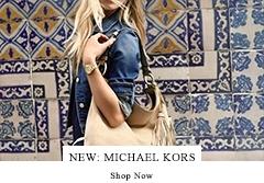 New In: Michael Kors