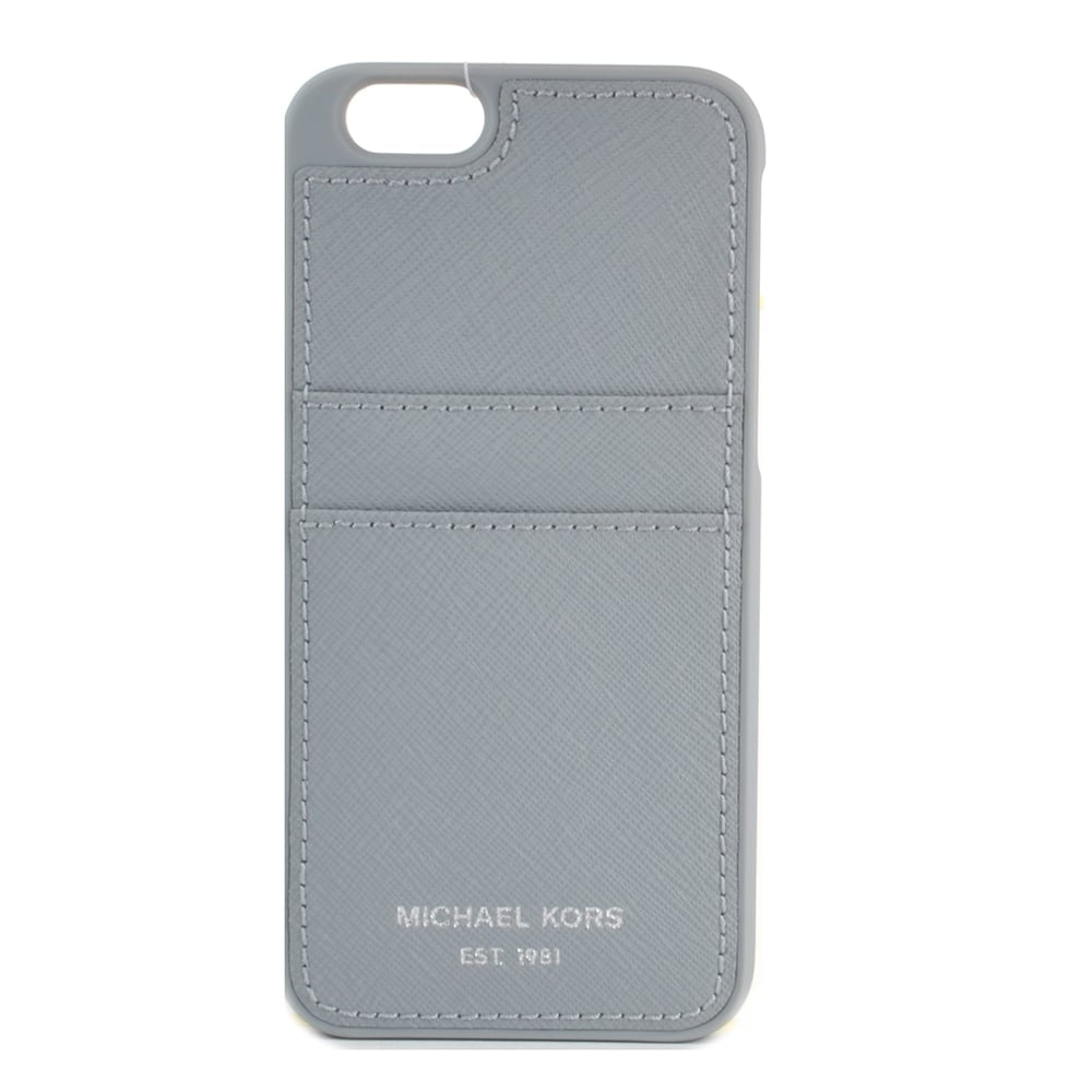 michael kors iphone case michael michael kors dusty blue saffiano iphone 6 3080