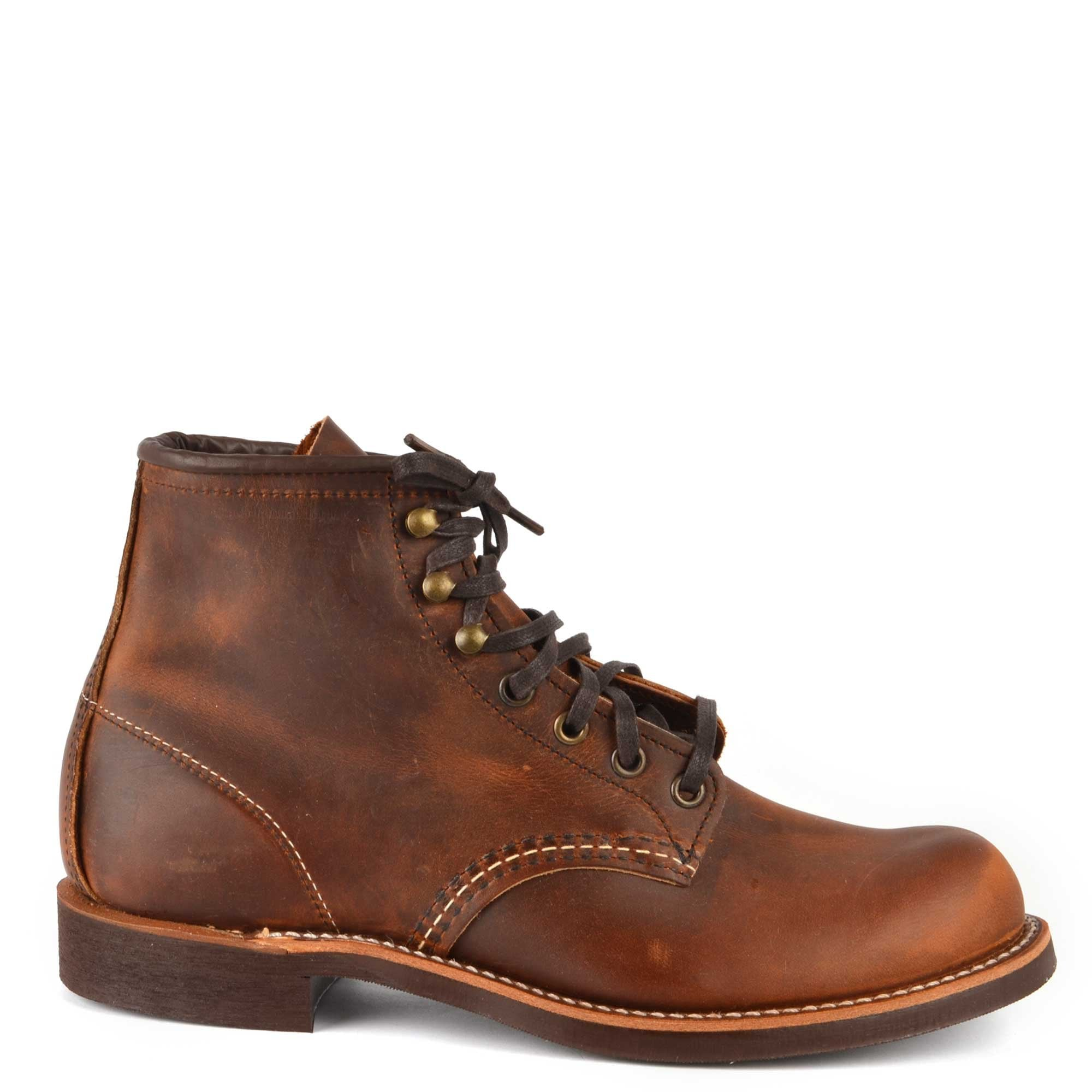 Red Wing Blacksmith Boots 3343 | Red