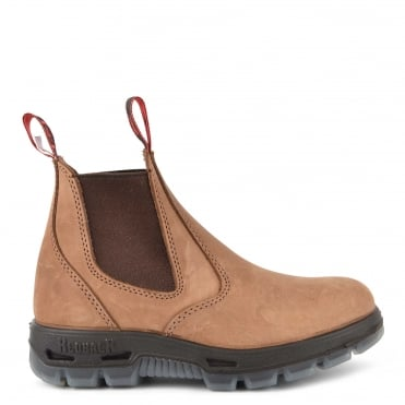 Crazy Horse Brown UBCH Leather Chelsea Boot