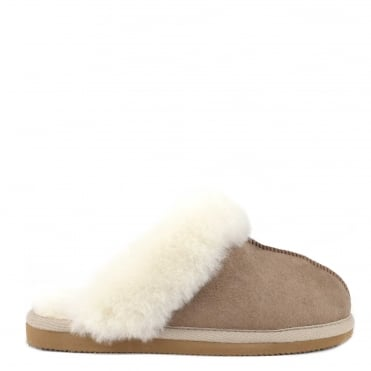 Jessica Stone Sheepskin Slipper