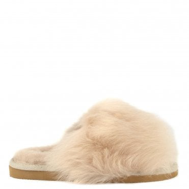 Tessan Honey Fluffy Slipper