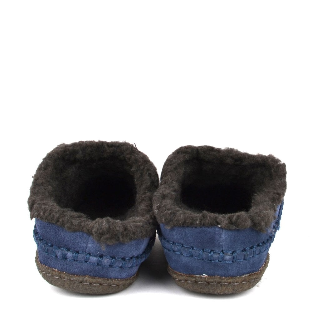 48d7cf2b532 Sorel Mens  Falcon Ridge Nocturnal Suede Slipper