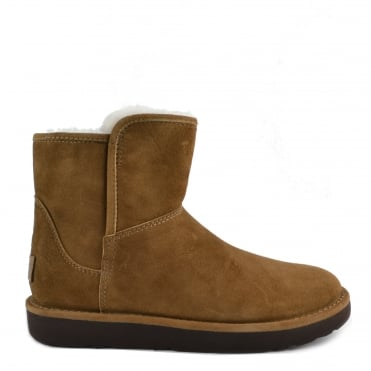 Abree Mini Lux Classic Bruno 'Brown' Suede Boot
