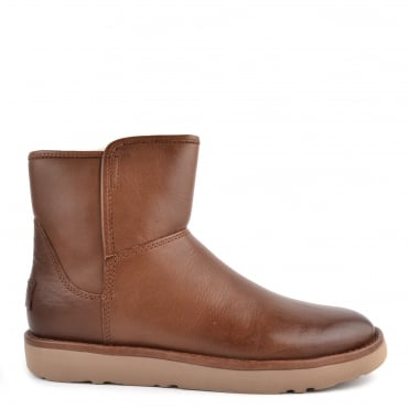 Abree Mini Lux Classic Bruno Leather Boot