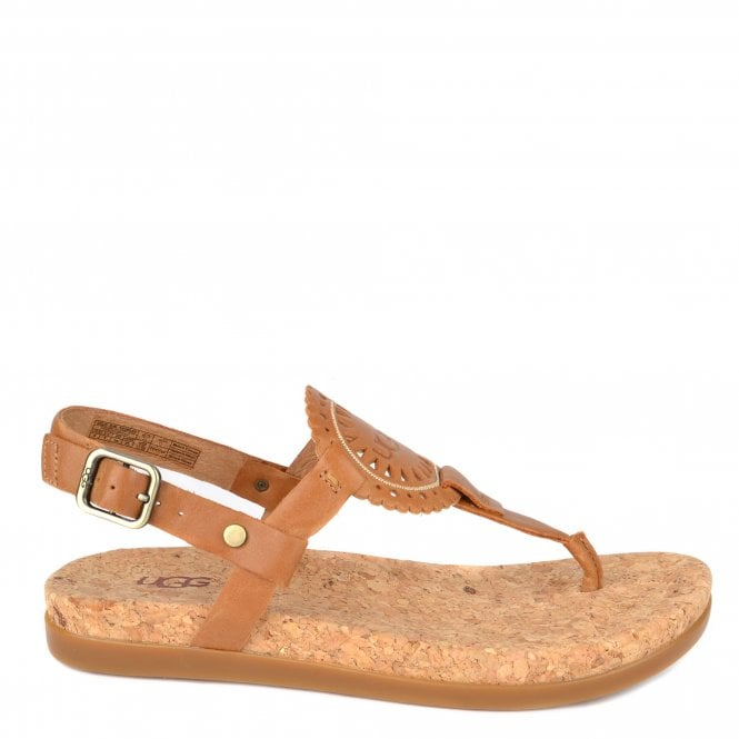 4168ecc5753 Ayden II Almond Toe Post Sandal