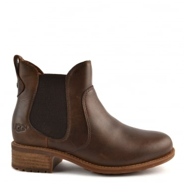 Bonham Stout 'Brown' Leather Chelsea Boot