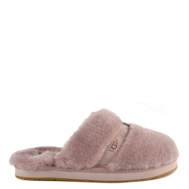 Dalla Dusk 'Pink' Sheepskin Slipper