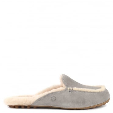 Lane Seal Suede Slip On Loafer