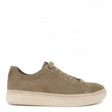 Mens' Cali Antilope Suede Low Top Trainer
