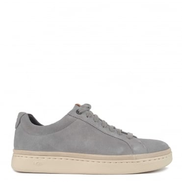 Mens' Cali Seal Suede Low Top Trainer