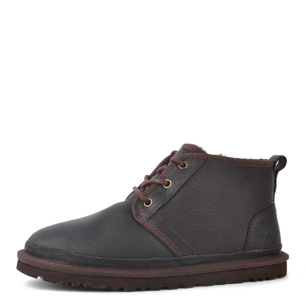 ddf1a640194 Mens' Neumel China Tea Leather Boot