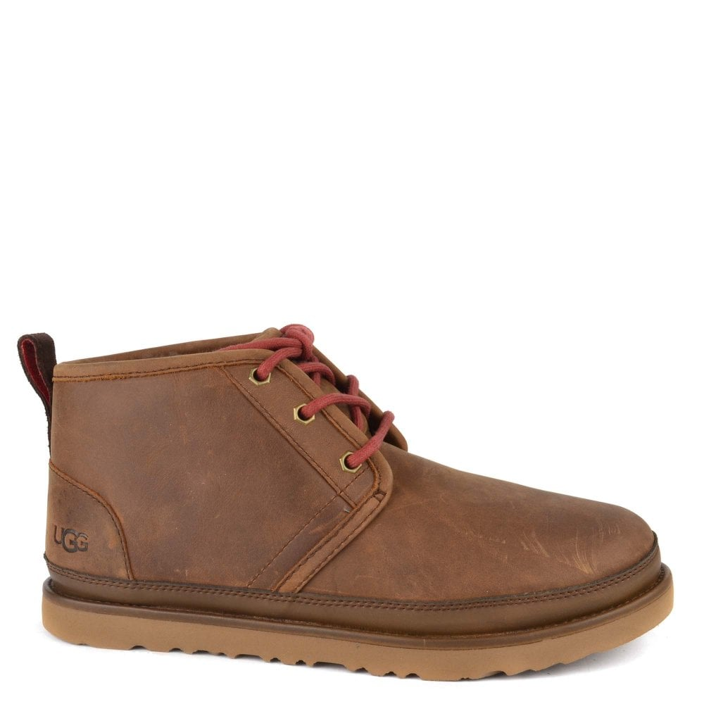 UGG Neumel Waterproof Boots in Grizzly