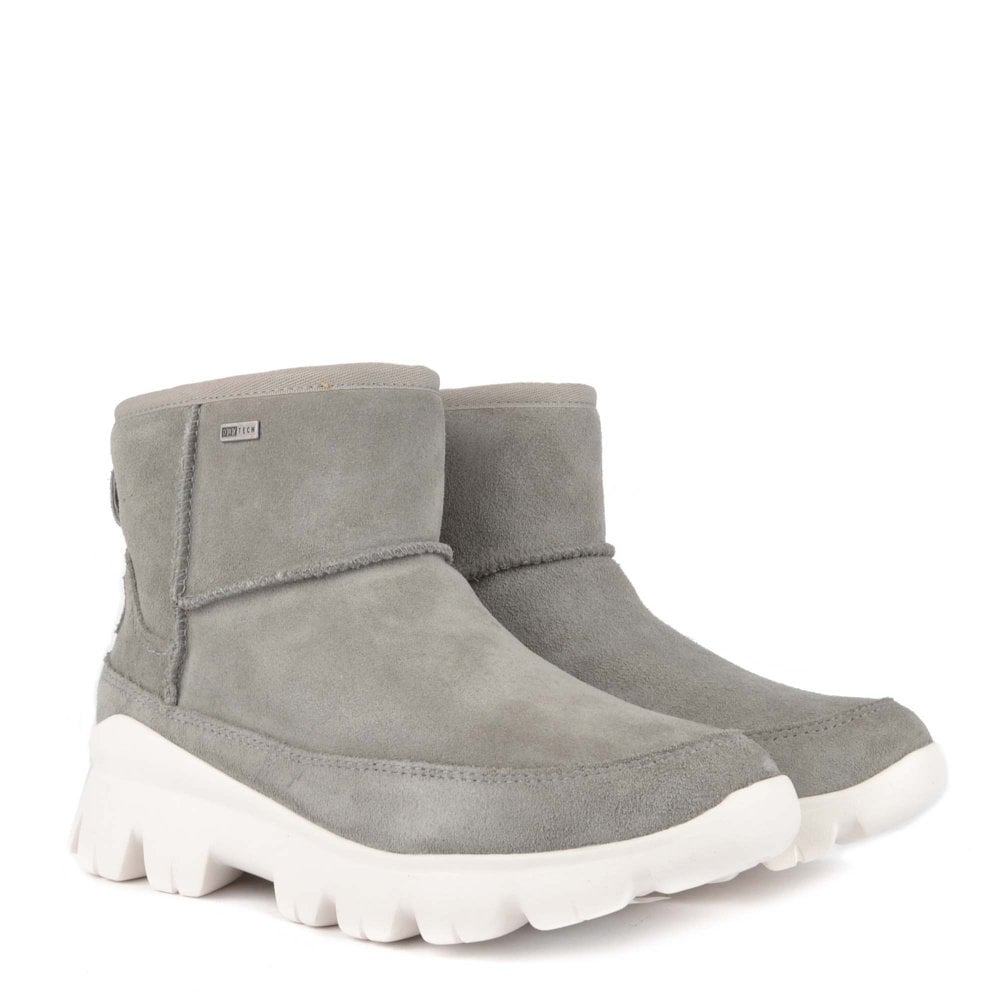 f5350419e4b Palomar Seal 'Grey' Suede Ankle Boot