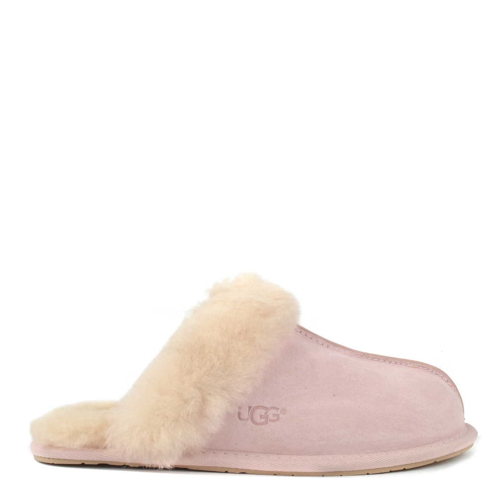 Ugg Pantoufles Rose Scuffette - Rose Coquillage d9AnfezT