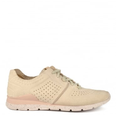 Tye Ceramic Nubuck Trainer