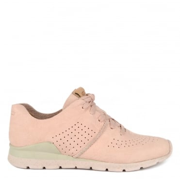 Tye Quartz Nubuck Trainer